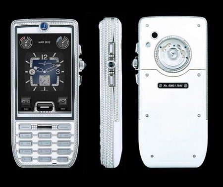 بالصور أفخم خمسة هواتف ذكية في العالم