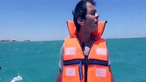 جريدة الأنباء الكويتية  بالفيديو محمد محي يكشف مقلب رامز وينسحب من
