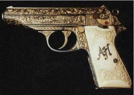 بالصور أغلى 7 مسدسات في العالم