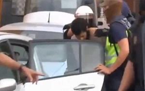 بالفيديو اعتقال زعيم خلية تجند شبابا لداعش بالمغرب