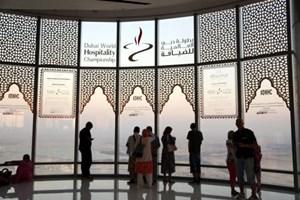 جريدة الأنباء الكويتية   بطولة دبي العالمية للضيافة 2014 تسجل رقماً