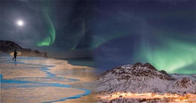 ظاهرة الشفق القطبى