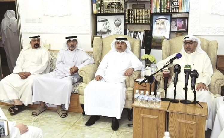 الشطي خداع تشريعي في تعديلات قانون | جريدة الأنباء | Kuwait