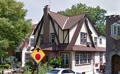 شاهد بالصورة.. المنزل الذي وُلد فيه دونالد ترامب وعاش فيه طفولته