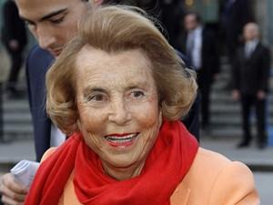 السيدة ليليان بيتينكورت - فرنسا