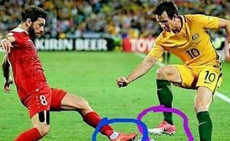 تُعاد مباراة سوريا وأستراليا لوجود 781895-1.jpg?crop=(0,45,450,321)&cropxunits=450&cropyunits=356&height=233