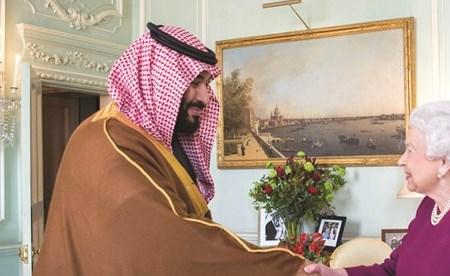 ماي: زيارة الأمير محمد بن سلمان تدشّن مرحلة جديدة في العلاقات السعودية - البريطانية