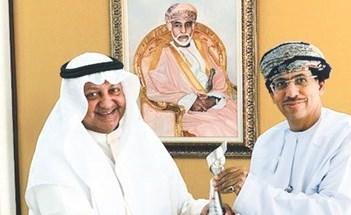 خطط طموحة لتبادل البرامج الإعلامية بين الكويت وعمان