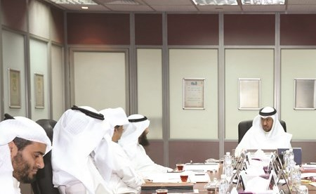 العفاسي ترأس اجتماع لجنة تعزيز الوسطية: التصدي للأفكار المتطرفة بين الشباب