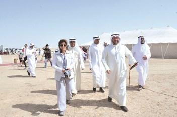 بالفيديو.. «محمية اللياح» نموذج واقعي لنجاح الكويت في إعادة تأهيل البيئة