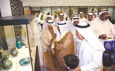 بالفيديو.. النائب الأول افتتح «كنوز إسلامية» في المتحف الوطني