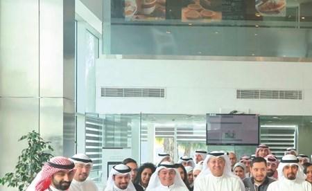 ترقيات بالاختيار في «الائتمان» بالتزامن مع «يوم الشباب الكويتي»