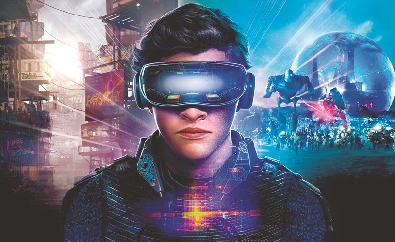 READY PLAYER ONE.. واقـع افتراضـي مذهـل