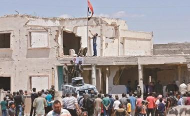 ديمستورا: التطورات تنذر بصدام دولي في سورية