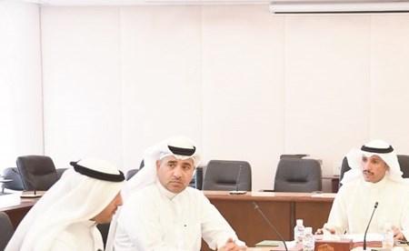 مكتب المجلس ناقش الترتيبات المتعلقة بنهاية دور الانعقاد الحالي