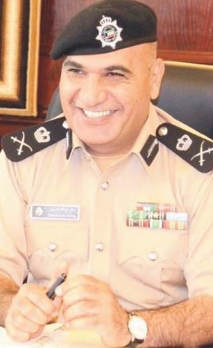 اللواء خالد الديين