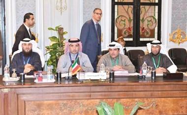 الرويعي: بحث تشكيل لجنة خاصة لدراسة التعديلات على ميثاق الاتحاد البرلماني العربي