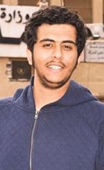 الطالب ناصر العدواني