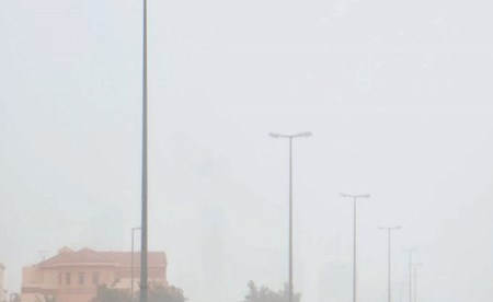 الطقس غير المستقر سيطر على اجواء البلاد(قاسم باشا)