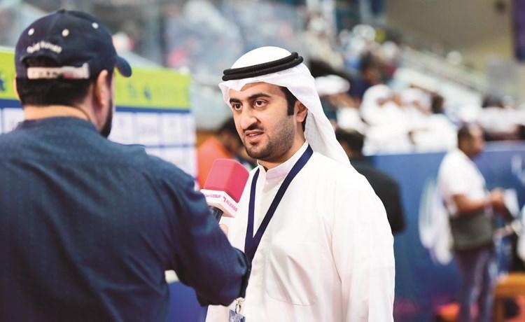عبدالله الروضان يتحدث لقناة الكأس