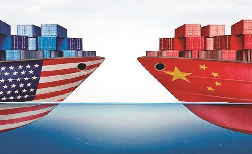 Oil will be a weapon in the hands of the Chinese in their war with America