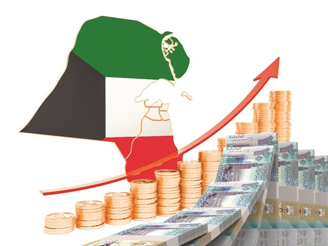 Finance : Kuwait is the highest in the Gulf government spending But most of the salaries