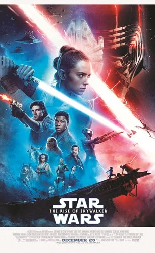 Star Wars:The Rise Of Skywalker