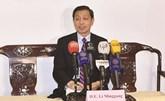 السفير لي مينغ: تأثيرات «كورونا» على الاقتصاد الصيني مؤقتة لأنه صلب ومتين