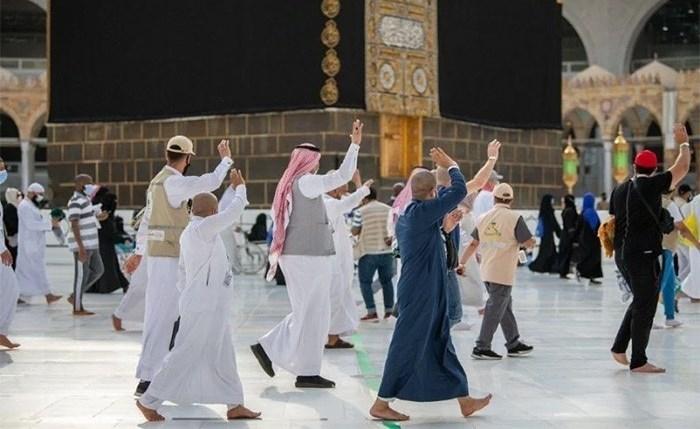 بالفيديو.. هكذا أعلنت وزارة الحج والعمرة السعودية انتهاء موسم الحج لهذا العام