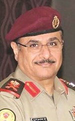 الفريق الركن فهد عبدالرحمن الناصر