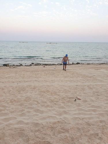 لابد من تعزيز الرقابة لإعادة الجمال إلى شاطئ أبو الحصانية