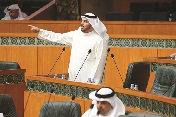 حمدان العازمي لـ «الأنباء»: المجلس السابق شديد رقابياً ضعيف تشريعياً بسبب دعم الأغلبية للحكومة