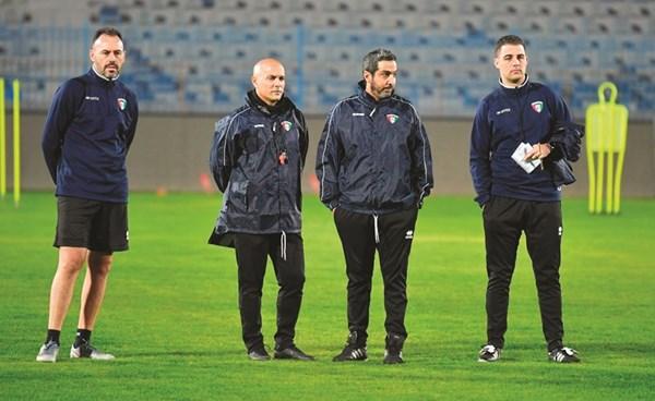 كاراسكو يعلن قائمة الأزرق اليوم | جريدة الأنباء | Kuwait