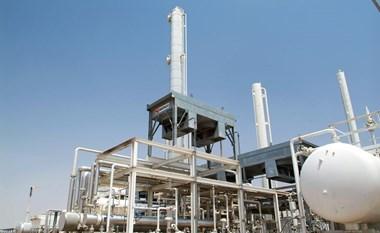 200 مليون دولار لتطوير منشأة الغاز الجوراسي في غرب الروضتين