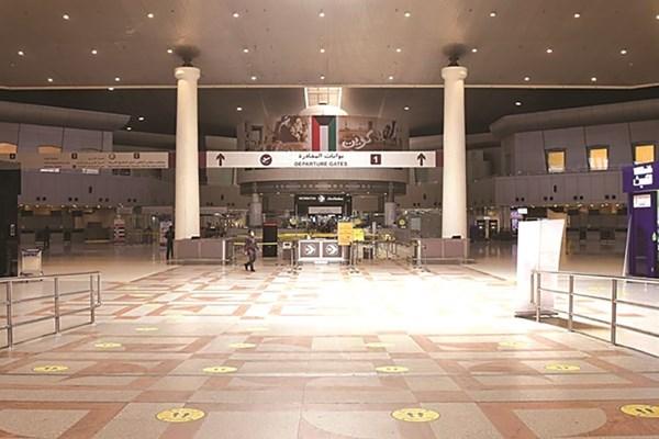 فتح المطار بالكامل بإجراءات جديدة