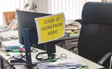 رئيس «غولدمان ساكس»: العمل من المنزل «ليس مثالياً»
