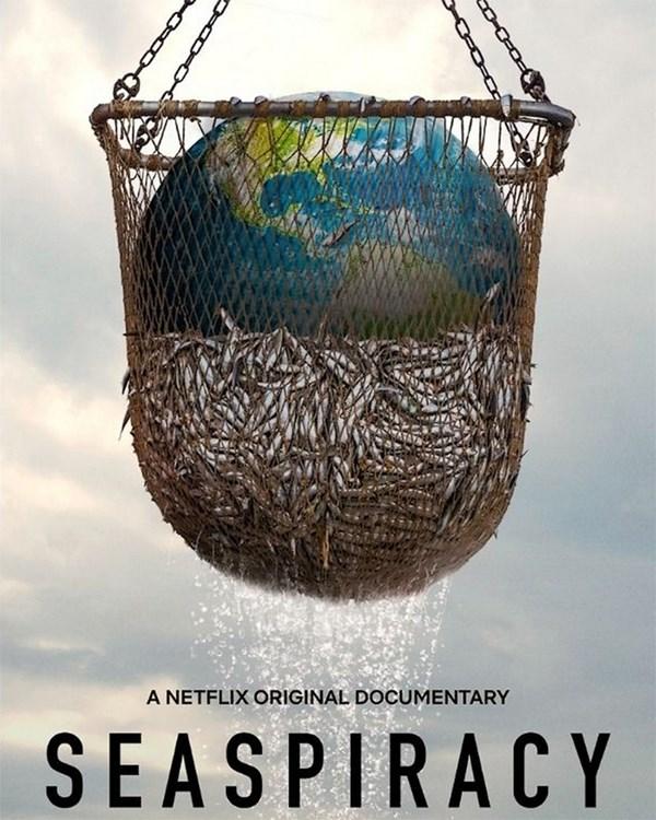 """هل سيتوقف الكثيرون عن تناول الأسماك بعد مشاهدة فيلم نتفليكس""""سيزبيراسي""""؟"""
