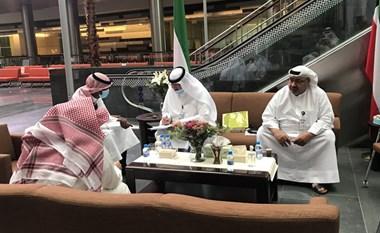 أسامة السلطان لـ «الأنباء»: تلقينا 400 معاملة خلال استقبال وكيل التربية للمراجعين