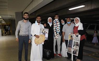 مطار الكويت الدولي استقبل رحلات العالقين فجر اليوم