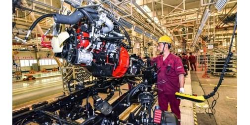 تراجع وتيرة نمو نشاط قطاع التصنيع في اليونان