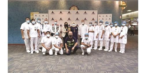«الكويتية للاستثمار» نظّمت حملة تطعيم لأكثر من 600 موظف