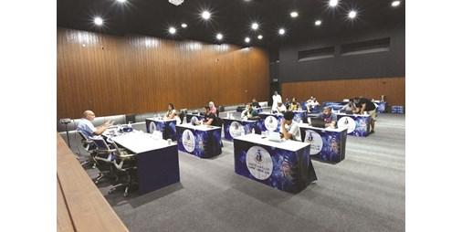 النادي العلمي يعقد دورة إعداد مدرب «بادي»