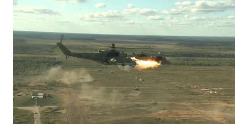 بالفيديو.. روسيا وبيلاروس تواصلان مناوراتهما العسكرية الضخمة