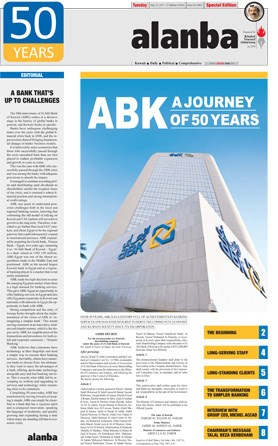 ABK A JOURNEY OF YEARS
